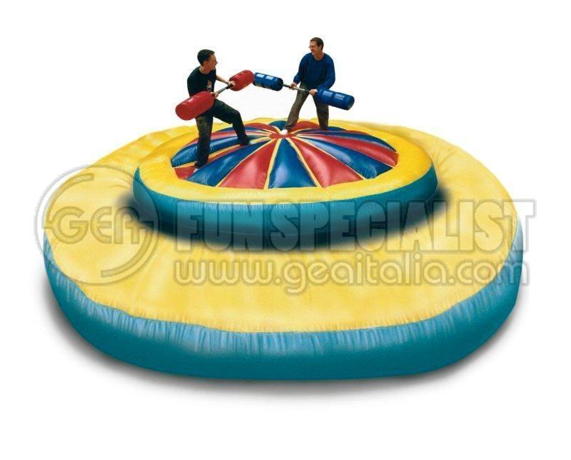 gonfiabili sportivi - games - GEA Fun Specialist - Attrezzature per parchi giochi esterni ed interni