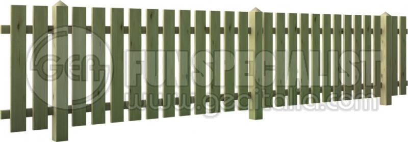 Recinzione bamb esterno amazing recinzioni in legno with for Recinzioni in legno leroy merlin