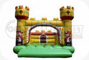 castelli gonfiabili - GEA Fun Specialist - Attrezzature per parchi giochi esterni ed interni