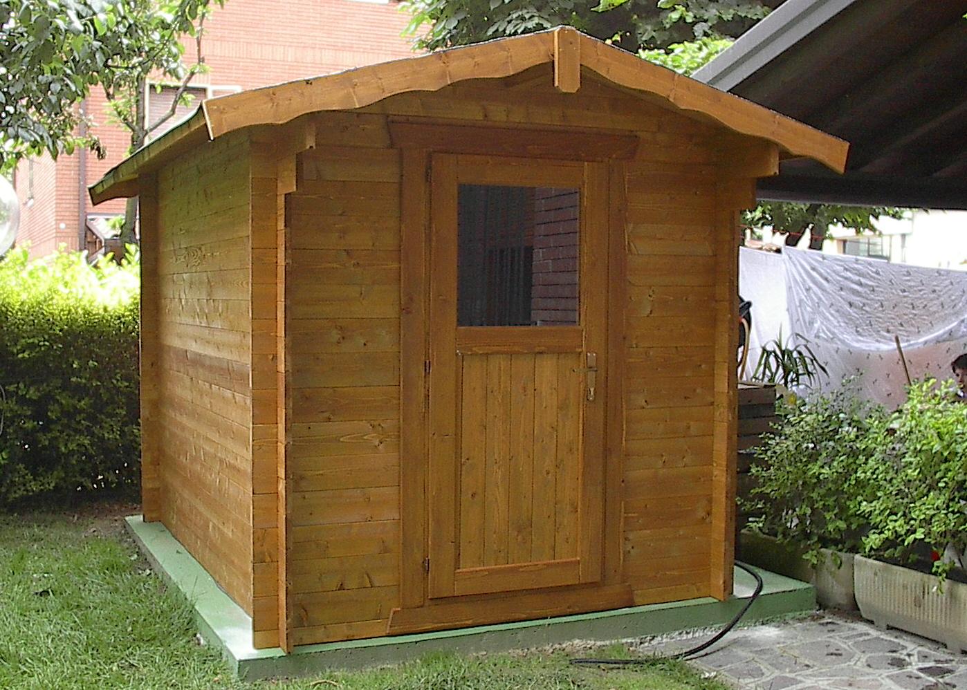 strutture coperte in legno - GEA Fun Specialist - Attrezzature per parchi giochi esterni ed interni
